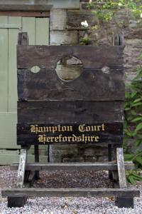 RGHC Hampton Court stocks by Susan Crosse WEB