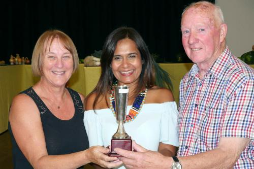 RGHC Satnam Rana with Photographic Cup joint winners Chris Miles and Roy Barnett WEB 2-9-17