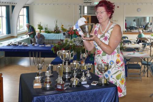 RGHC trophy polishing by Felicity Rixon WEB 2-9-17