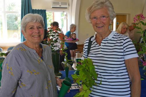 RGHS Show 80 WEB Marian Barwell and Rachel Banner P1140405 1-9-18